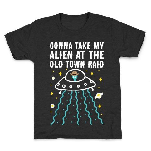 Old Town Raid Kids T-Shirt