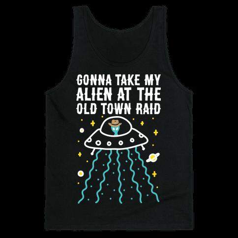 Old Town Raid Tank Top