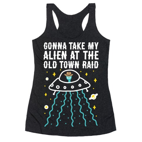 Old Town Raid Racerback Tank Top