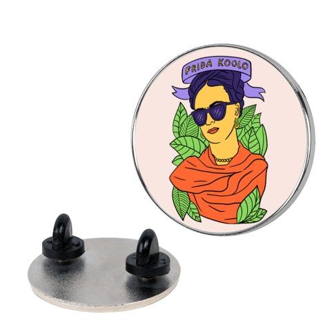 Frida Koolo Pin
