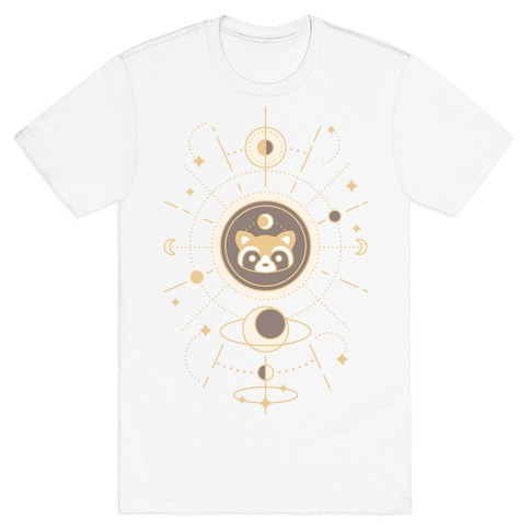 Raccoon Moon T-Shirt