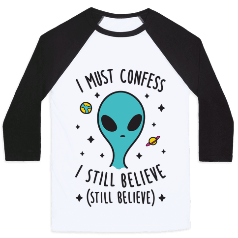 I Must Confess I Still Believe - Alien