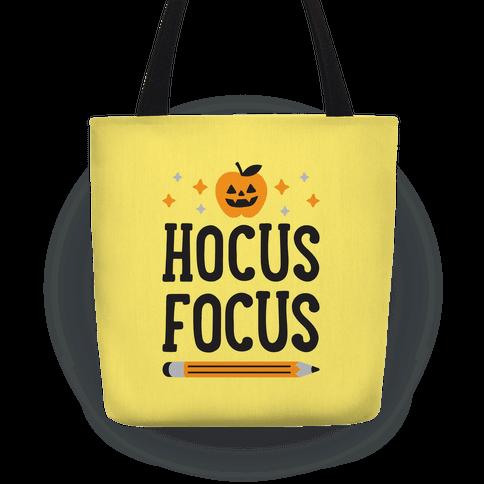 Hocus Focus Tote