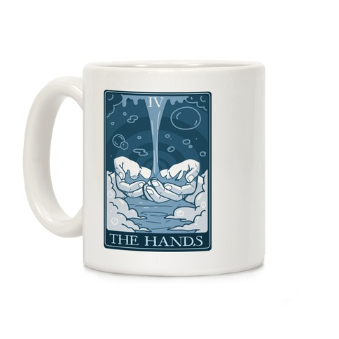 The Hands Coffee Mug