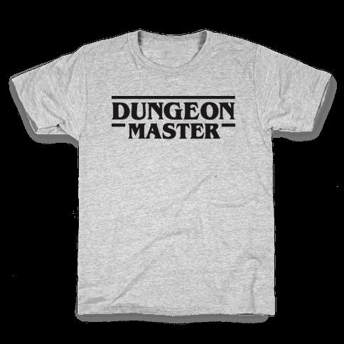Dungeon Master Kids T-Shirt