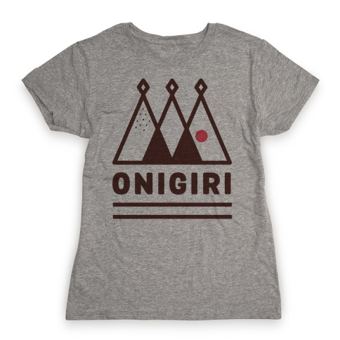 Onigiri Sale Fruits Basket Womens T-Shirt
