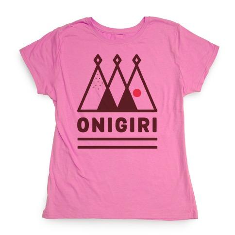 Onigiri Sale Fruits Basket Womens T-Shirt