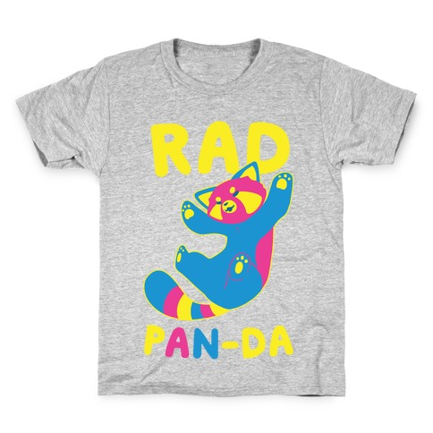 Rad Pan-da Kids T-Shirt