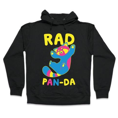 Rad Pan-da Hooded Sweatshirt