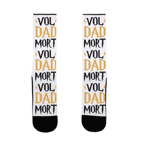 VolDADmort Parody Sock