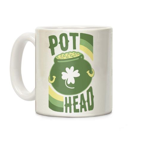 Pot Head - Pot of Gold Coffee Mug