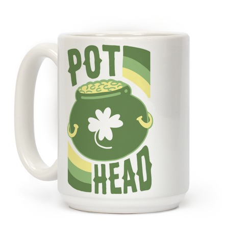 Pot Head - Pot of Gold Coffee Mug