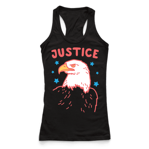 Liberty & Justice 2 (White)