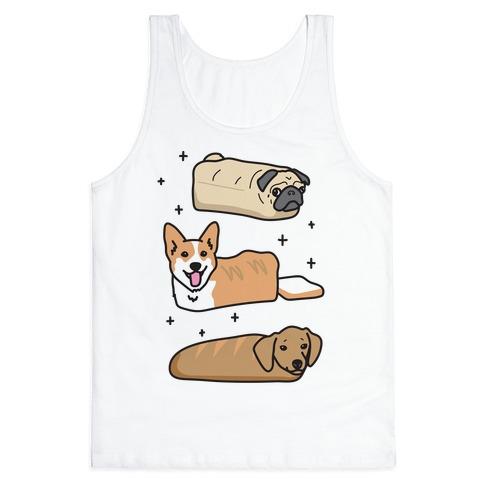 Dog Breads Tank Top