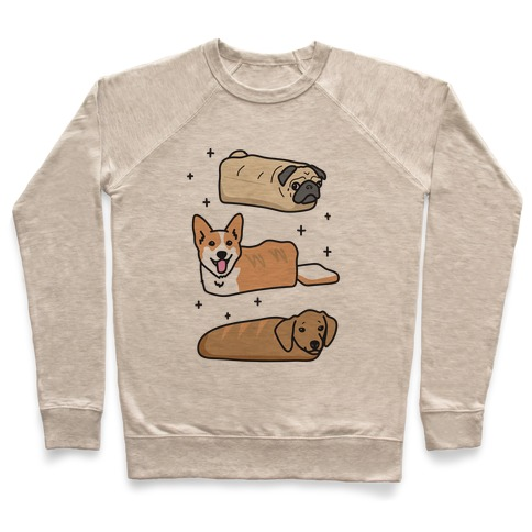 Dog Breads Pullover