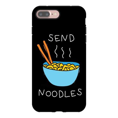 Send Noodles Phone Case