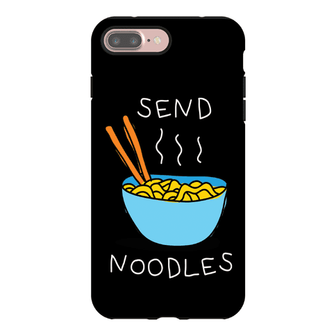 Send Noodles Phone Case