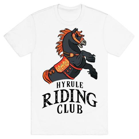 Hyrule Riding Club T-Shirt