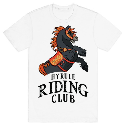Hyrule Riding Club T-Shirt