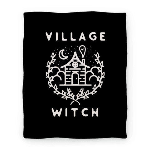 Village Witch Blanket