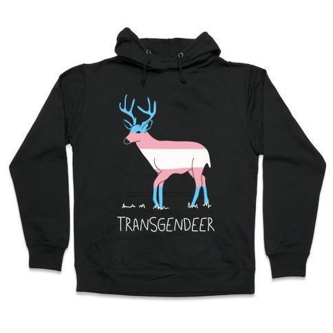 Transgendeer Hooded Sweatshirt