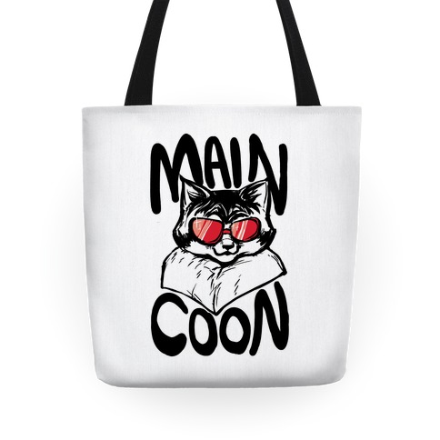Main Coon Tote