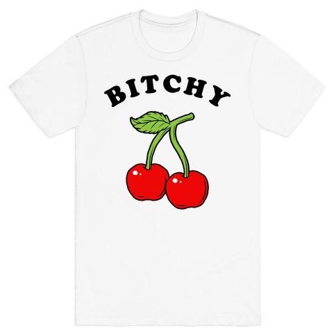 Bitchy Cherry T-Shirt