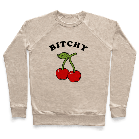 Bitchy Cherry Pullover