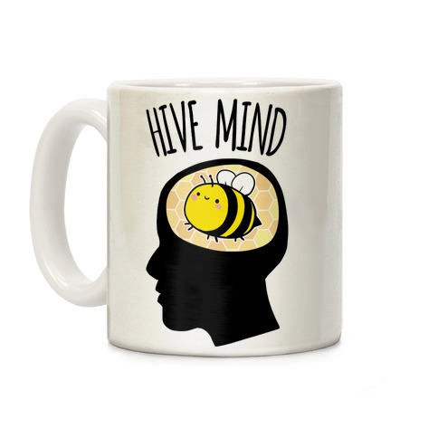 Hive Mind Coffee Mug