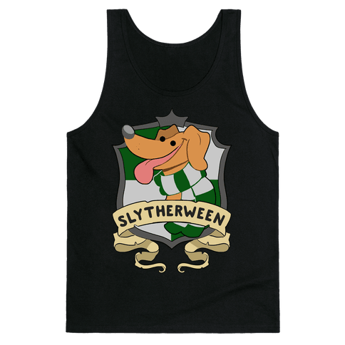 Slytherween Tank Top