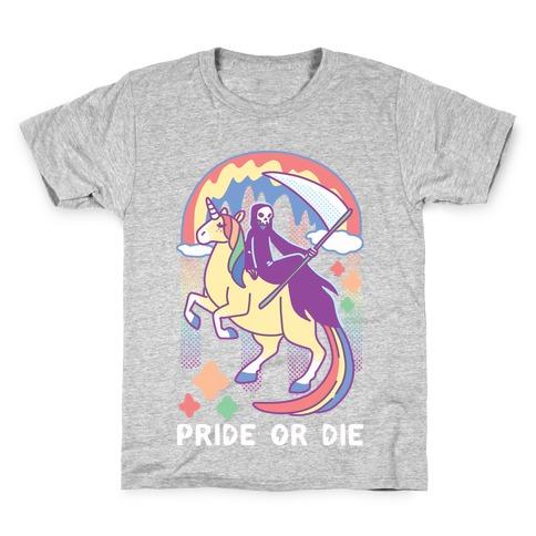 Pride or Die Kids T-Shirt