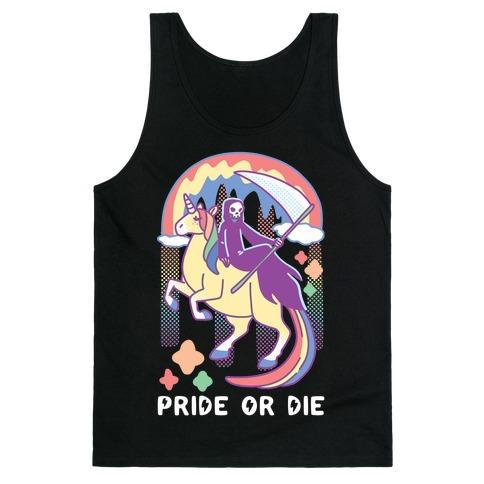 Pride or Die Tank Top