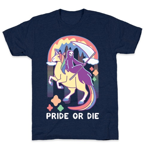Pride or Die T-Shirt