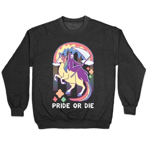 Pride or Die Pullover