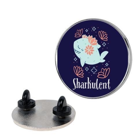 Sharkulent Pin