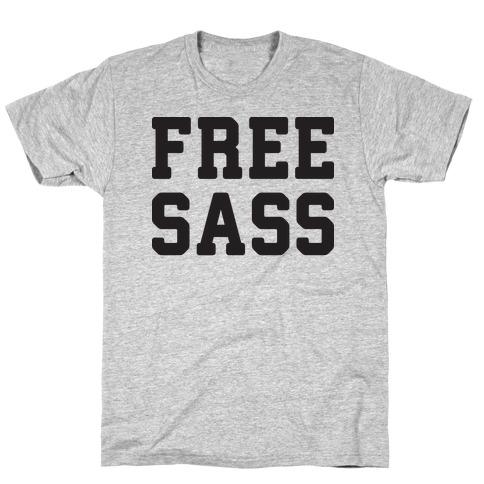 Free Sass T-Shirt