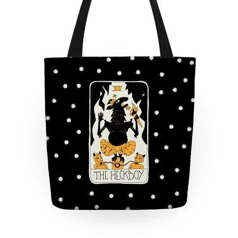 The Heckboy Tarot Card Tote