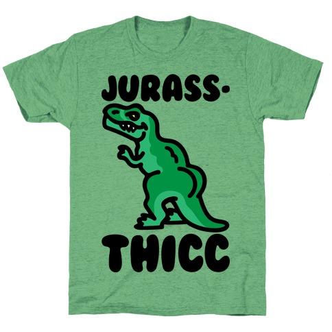 Jurassthicc Parody T-Shirt