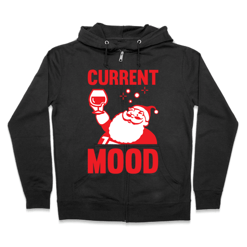 Current Mood Zip Hoodie