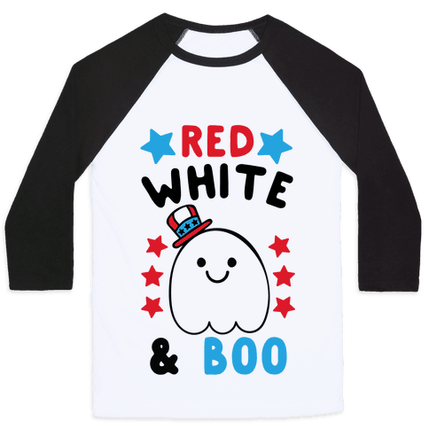 Red, White and Boo