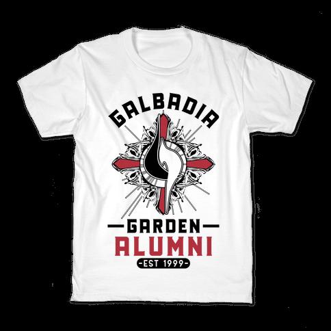 Galbadia Garden Alumni Final Fantasy Parody Kids T-Shirt