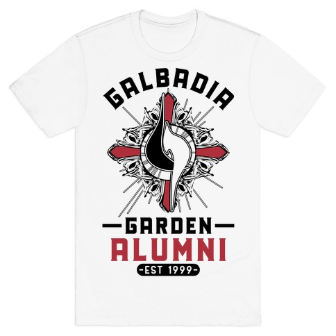 Galbadia Garden Alumni Final Fantasy Parody T-Shirt