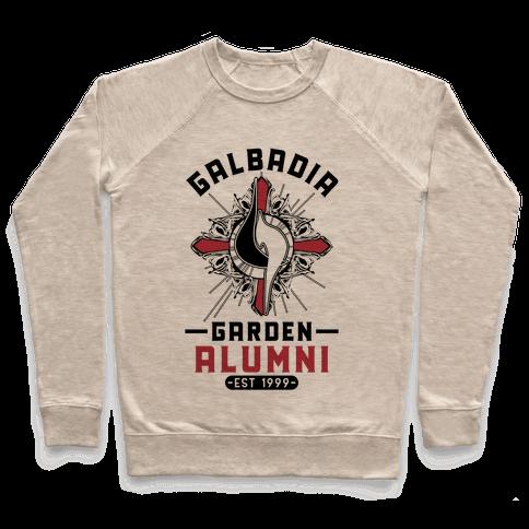 Galbadia Garden Alumni Final Fantasy Parody Pullover