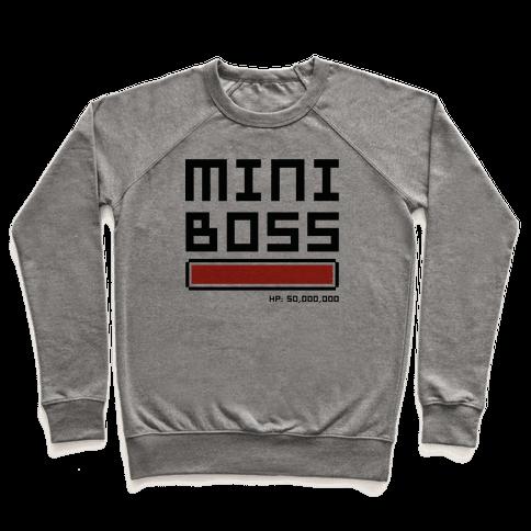 Mini Boss Pullover