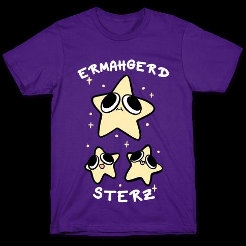 Ermahgerd Sterz Mens/Unisex T-Shirt