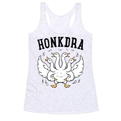 Honkdra Racerback Tank Top