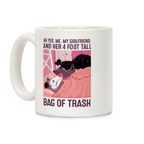 Trashy Lovers Coffee Mug