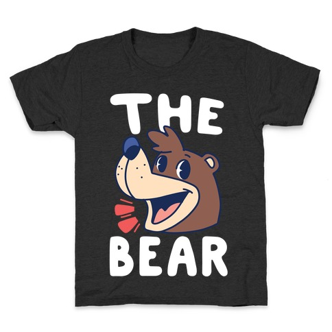 The Bear (1 of 2 pair) Kids T-Shirt
