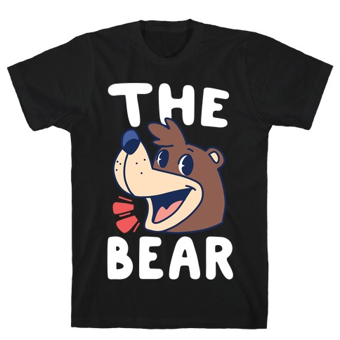 The Bear (1 of 2 pair) Mens/Unisex T-Shirt