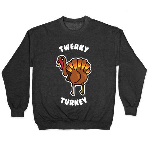 Twerky Turkey Pullover